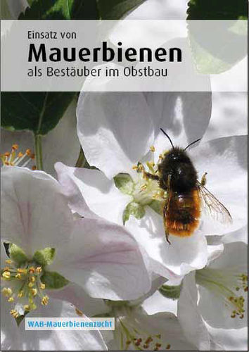 Booklet: Keeping mason bees in orchards  (in german)