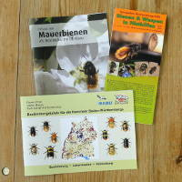 Booklets, Flyer & Co (in german)